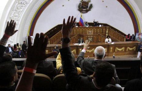 Venezuela. Otra etapa comienza con la elección de una nueva Asamblea Nacional