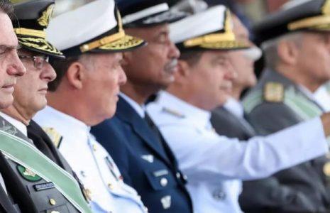 Brasil. Los militares han promovido golpes de estado desde 1889