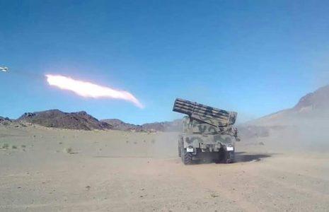 El Ejército Saharaui hostiga con fuertes bombardeos posiciones del ejército marroquí por séptimo día consecutivo // La política expansionista del régimen marroquí.