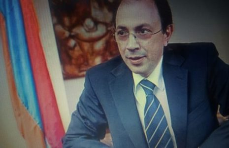 Armenia designó a su nuevo Canciller