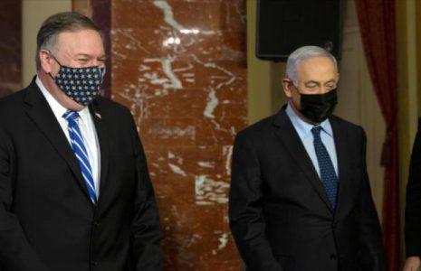 Palestina. Visitas de Pompeo no legitimarán la ocupación israelí