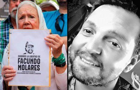 Argentina. Campaña urgente de recogida de firmas para exigir la libertad inmediata del periodista Facundo Molares // Preso político en Bolivia, se ha agravado su estado de salud
