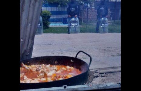 Argentina. Escobar: 60 familias desalojadas y sin respuestas del Barrio Stone realizarán olla popular frente a la municipalidad