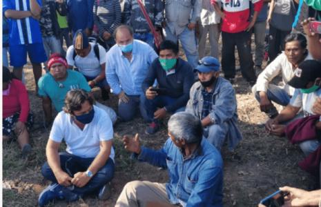 Argentina. La marcha indígena llegará a Salta en colectivos