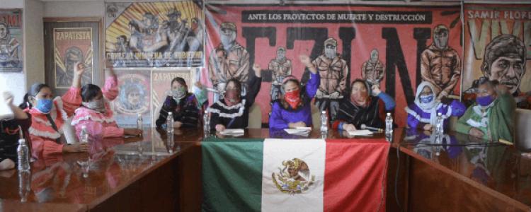 México. Dilatoria, incongruente e inaceptable, propuesta del gobierno para mesa de diálogo en el Instituto Nacional de Pueblos Indígenas