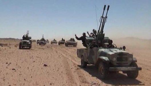 Sáhara Occidental. Se cumple una semana de Guerra