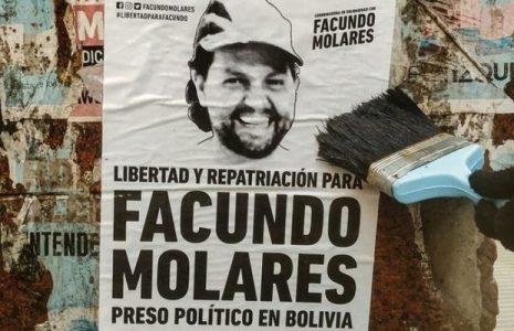 Bolivia. Una nueva audiencia pedirá que cese la prisión preventiva del periodista argentino Facundo Molares // Lo anunciaron en conferencia de prensa en Buenos Aires