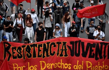 Colombia. Segunda jornada de paro nacional y movilizaciones