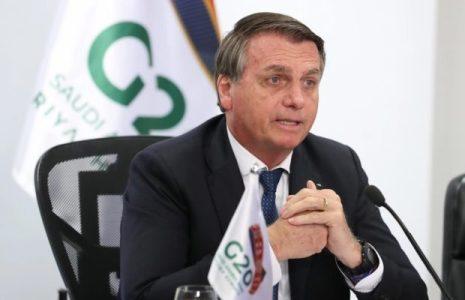 Brasil. El cinismo de Bolsonaro ante las protestas contra el racismo