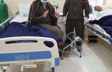 Bolivia. Le quitaron los grilletes al periodista Facundo Molares pero aún sigue preso // Este martes habrá concentraciones en Buenos Aires, Córdoba, Rosario y Salta