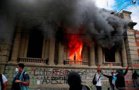 Guatemala. Jornadas de protestas en contra del ajuste de Giammattei