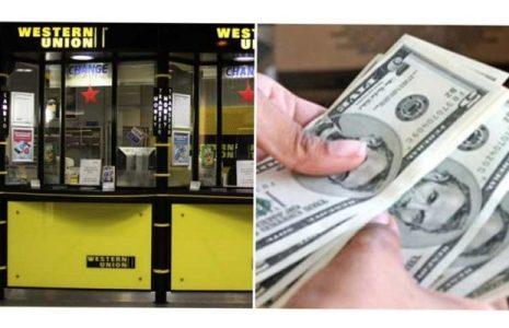 Cuba. Western Union cesará entrega de remesas por sanciones