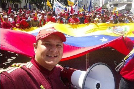 Venezuela. La revolución no duerme: entrevista al candidato Carlos Sierra