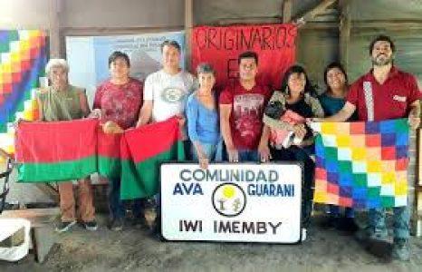 Argentina. Hostigan a comunidades aborígenes en La Plata