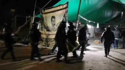 México. Irrumpe Guardia Nacional para concluir Proyecto Integral Morelos, desalojando a los ejidatarios