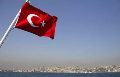 Turquía. Protesta por inspección de su barco en el mar Mediterráneo