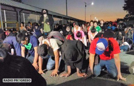 Honduras. Tragedias y  migración forzada