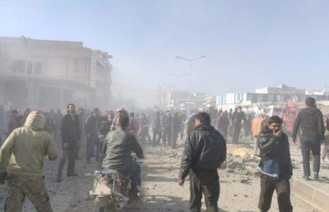 Siria. Explosión sacude la ciudad siria de Al Bab
