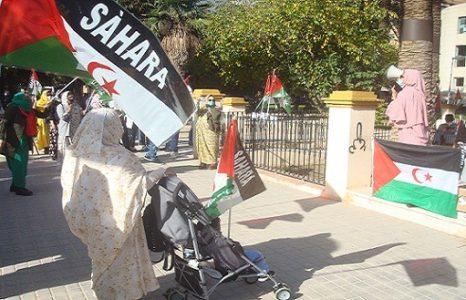 """Estado español. Saharauis en Valencia: """"Marruecos es una dictadura, hay gente que no puede volver a su casa tras una manifestación"""""""