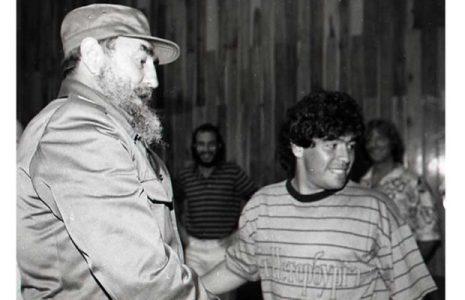 Cuba. Una amistad entrañable: Fidel Castro y Diego Armando Maradona