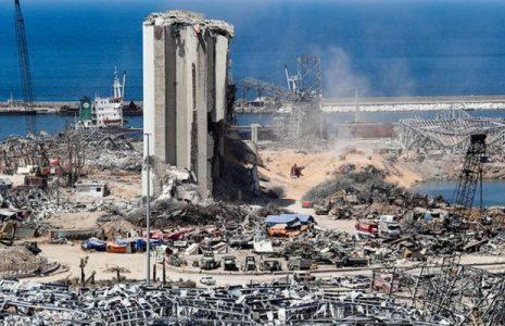 Líbano.  Solicitan declaraciones de ministros sobre explosión en el puerto de Beirut