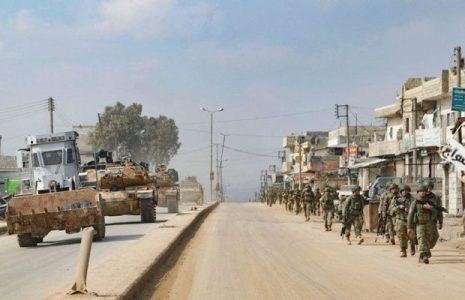 Siria. Turquía se retira de otro puesto de observación en la provincia de Alepo