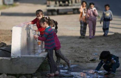 Palestina.  «Más de 1 millón de palestinos en Gaza viven por debajo de la línea de pobreza»