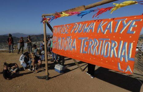 Chile. Lanzamiento Alcaldia Territorial Viña de los cerros