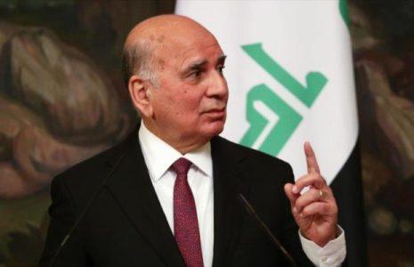 Irak. Apoya la causa palestina y rechaza normalización con Israel