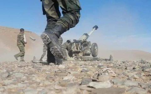 Sahara Occidental.                  El Ejército Saharaui comienza a recuperar territorio ocupado por Marruecos 30 años después