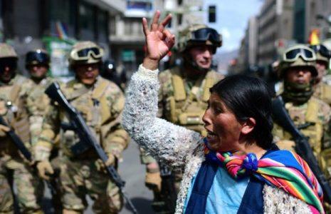 Bolivia. El coronel tiene quien le escriba