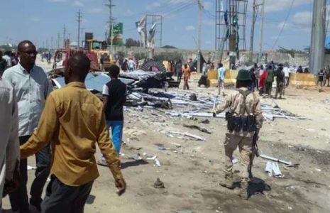 Somalia. Atentado suicida causa siete muertos en la  capital