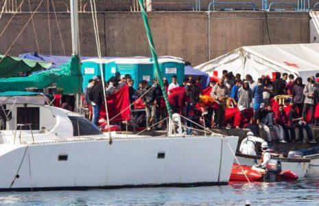 Migrantes. Familias africanas buscan a sus desaparecidos de la ruta canaria