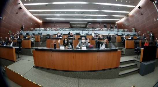 México. Senado aprueba reforma que modifica sistema de impartición de justicia