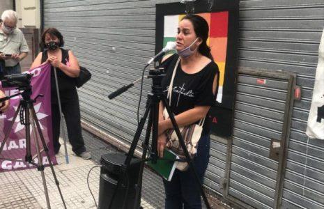 Paraguay. Habla Miriam Villalba, madre de una de las niñas asesinadas por el ejército paraguayo