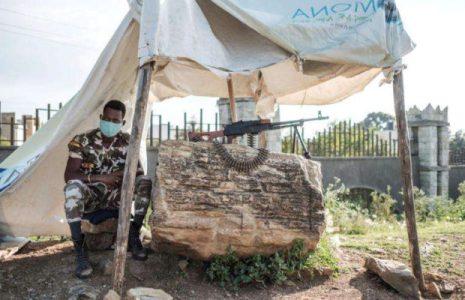 Etiopía.  Tigray ¿el asalto final o el primero?