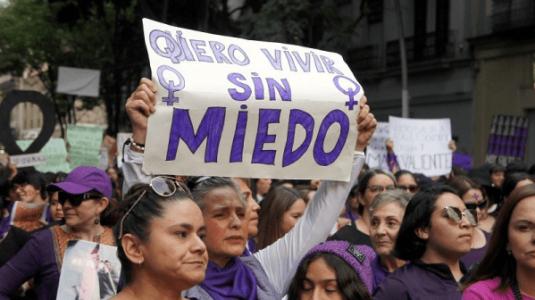 México.  El Fascismo feminicida arrasa