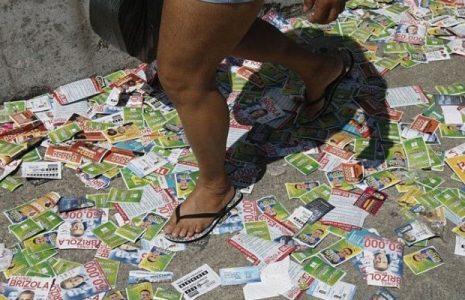 Brasil. Elecciones municipales: avanza la derecha y la izquierda ensaya unidad