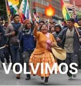 Bolivia. Anuncian proceso unitario de varias organizaciones de izquierda