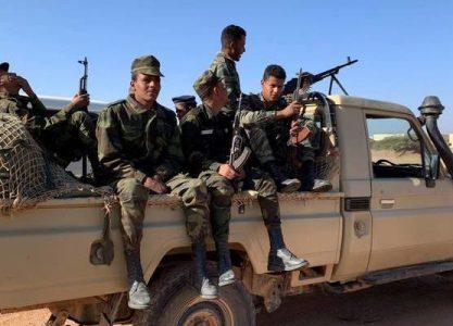 Sáhara Occidental. Suplemento especial de Resumen Latinoamericano de solidaridad con el Frente Polisario que está luchando por la independencia