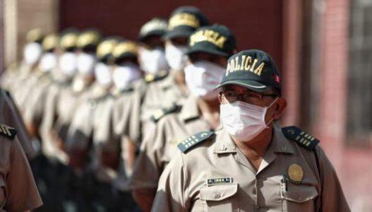Perú. Estos son los 18 generales de la Policía Nacional que pasan a retiro como consecuencia de represión policial