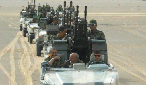 Sáhara Occidental. Parte de guerra Nº18