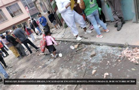 Colombia. La niña de los tenis blancos y el comandante Uriel del ELN