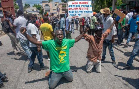 Haití. Terror en la población por ola de secuestros indiscriminados /Manifestaciones de protesta y represión con heridos