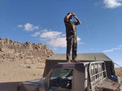 Sáhara Occidental: Parte de guerra nº 19 del Ministerio de Defensa Saharui