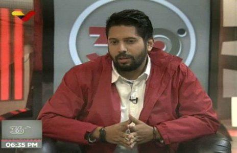 """Venezuela. Nelson Herrera: """"El presidente Maduro, sin miedo coloca su cargo a la orden a fin de que la oposición venezolana no tenga excusa en no participar a las elecciones del 6D"""""""