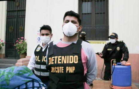 Perú. Represión contra militantes de Movadef: allanamientos y 70 detenidxs / Denuncian que se trata de un montaje para desbaratar una organización popular