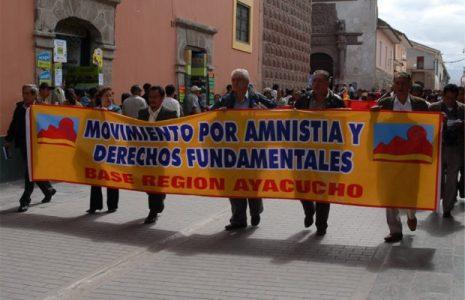 Perú. Solidaridad desde Argentina con los presos y presas peruanos detenidos este miércoles / Convocatoria Segunda Independencia y la OLP-Resistir y Luchar repudian represión a Movadef