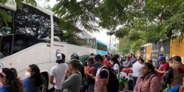 México. Chiapas: «Las comunidades más pobres se quedarán sin educación media», denuncian padres y docentes