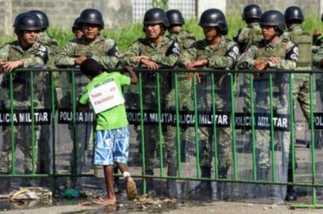 México. CNDH alerta por «militarización» de autoridad migratoria